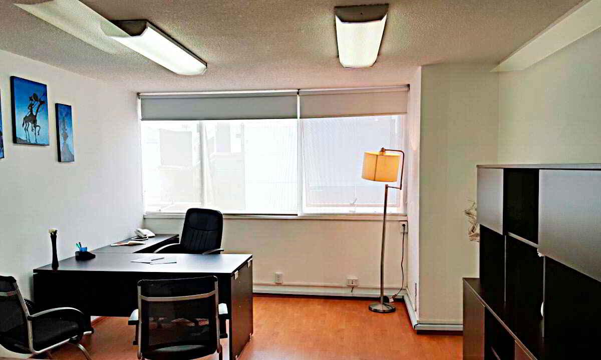 Oficina 1 Barranca del Muerto - Guadalupe Inn