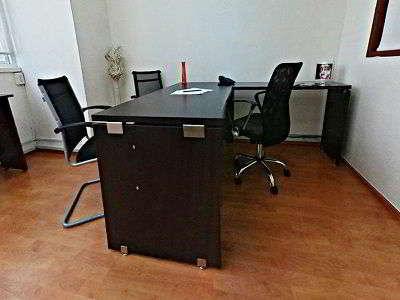 Recorrido virtual y vista 360 de oficina 1 en Barranca del Muerto y Guadalupe Inn