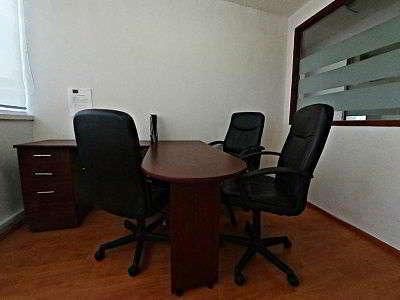 Recorrido virtual y vista 360 de oficina 3 en Barranca del Muerto y Guadalupe Inn