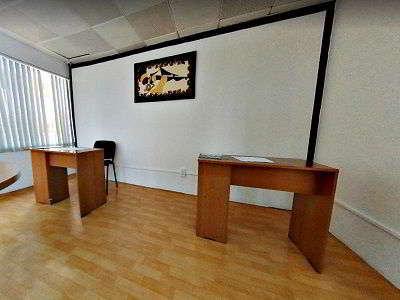 Recorrido virtual y vista 360 de oficina 603 - 3 en la colonia Condesa