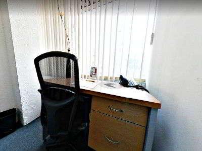 Recorrido virtual y vista 360 de oficina 1 en Miguel Laurent y Parque Hundido