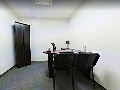 Recorrido virtual y vista 360 de oficina 12 en Polanco
