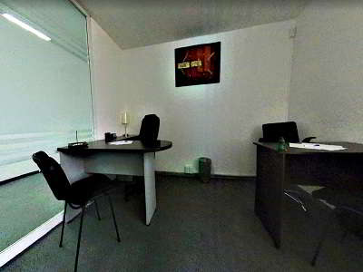 Recorrido virtual y vista 360 de oficina 6 en Polanco