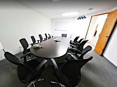 Recorrido virtual y vista 360 de sala de juntas en Polanco