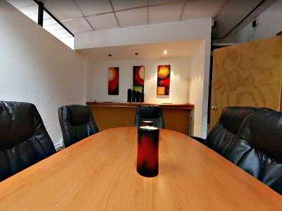 Recorrido virtual y vista 360 de sala de juntas en Zaragoza