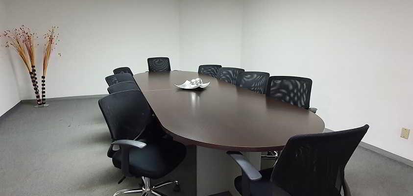 Sala de juntas en Polanco 2
