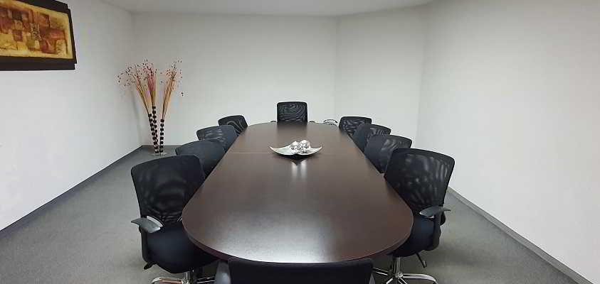 Sala de juntas en Polanco