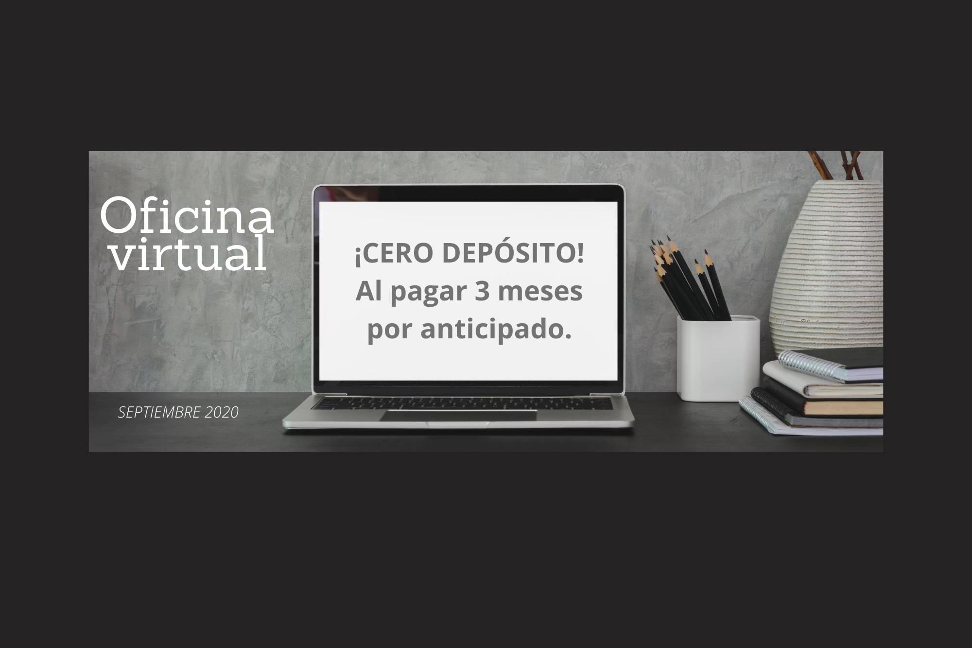 Promoción Oficina Virtual 2