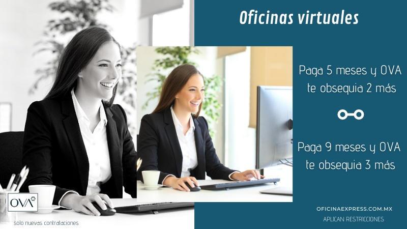 Promoción Oficinas Virtuales febrero 2021